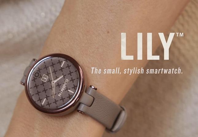 Garmin Lily - dámske smart hodinky, ktoré vás očaria
