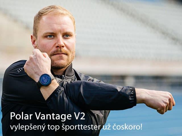 Polar Vantage V2 - vylepšený profesionálny športtester