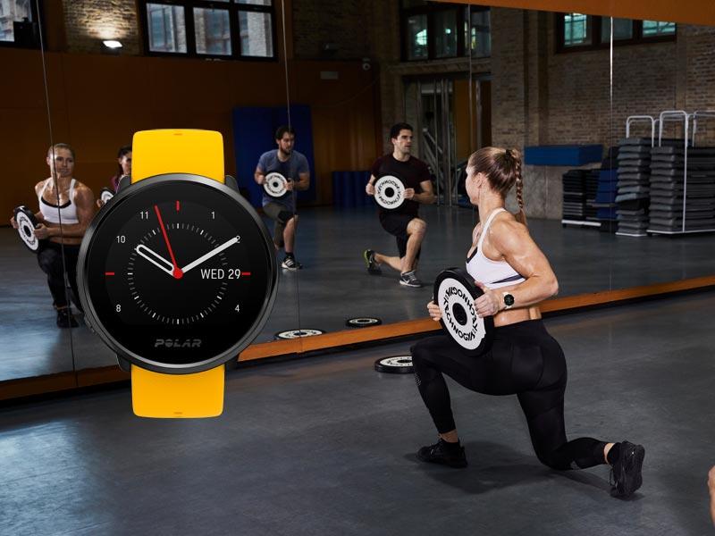 Recenzia: fitness hodinky Polar Ignite
