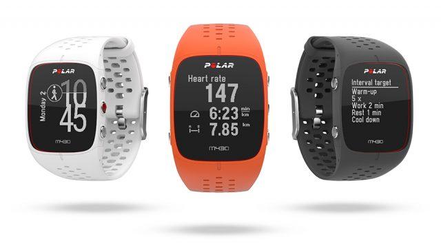 Recenzia: Polar M430 nové multišport hodinky so senzorom tepu