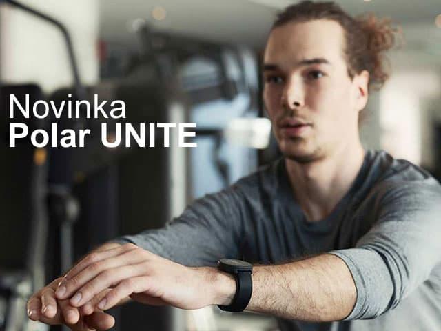 Polar Unite - nové fitness hodinky za výbornú cenu čoskoro