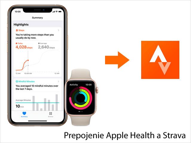 Ako synchronizovať údaje z Apple Watch do aplikácie Strava