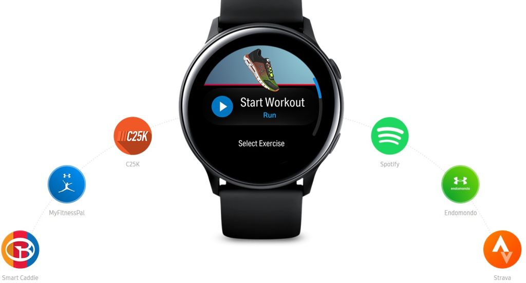 Recenzia: smart hodinky Samsung Galaxy Watch Active