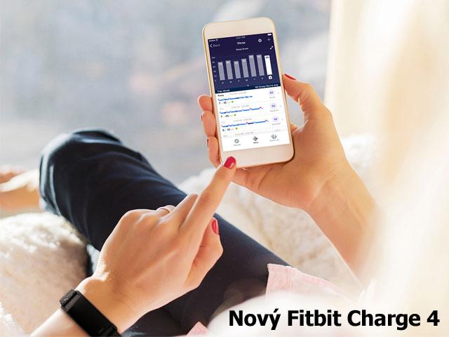 Smart náramok Fitbit Charge 4 - novinka už v Apríli