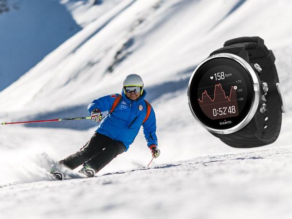 Ako vybrať hodinky na lyžovanie a skialp
