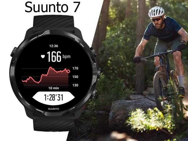 Suunto 7 - nové športové Suunto smart hodinky