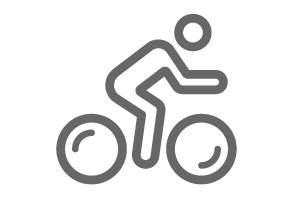 Cyklistické potreby a oblečenie
