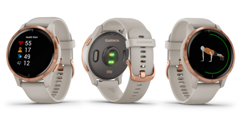 garmin-venu-light-sand-rose-gold