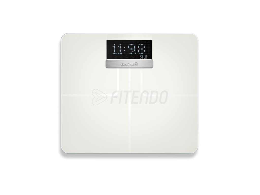 Garmin Index Smart váha, White
