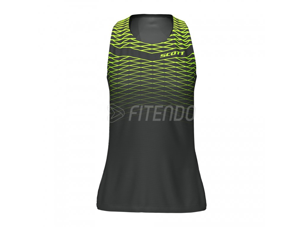 scott rc run tank top damske tielko 01