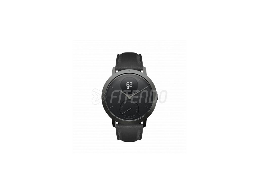 01 Withings Steel HR 40mm limited edition slate grey black