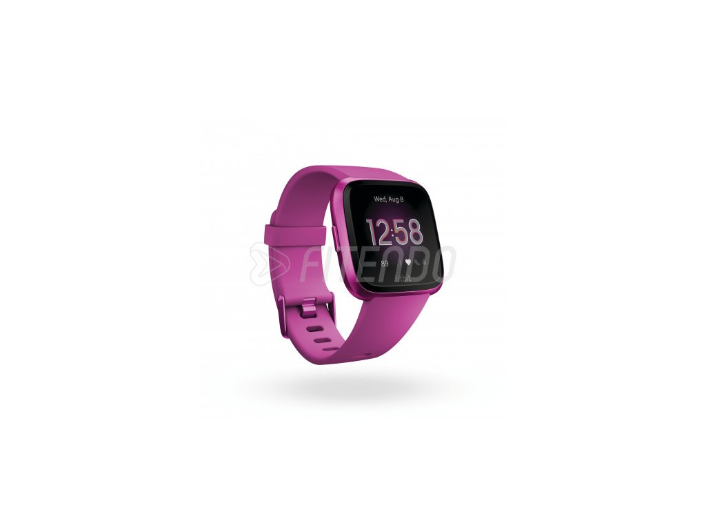 fitbit versa lite edition mulberry mulberry aluminum 01