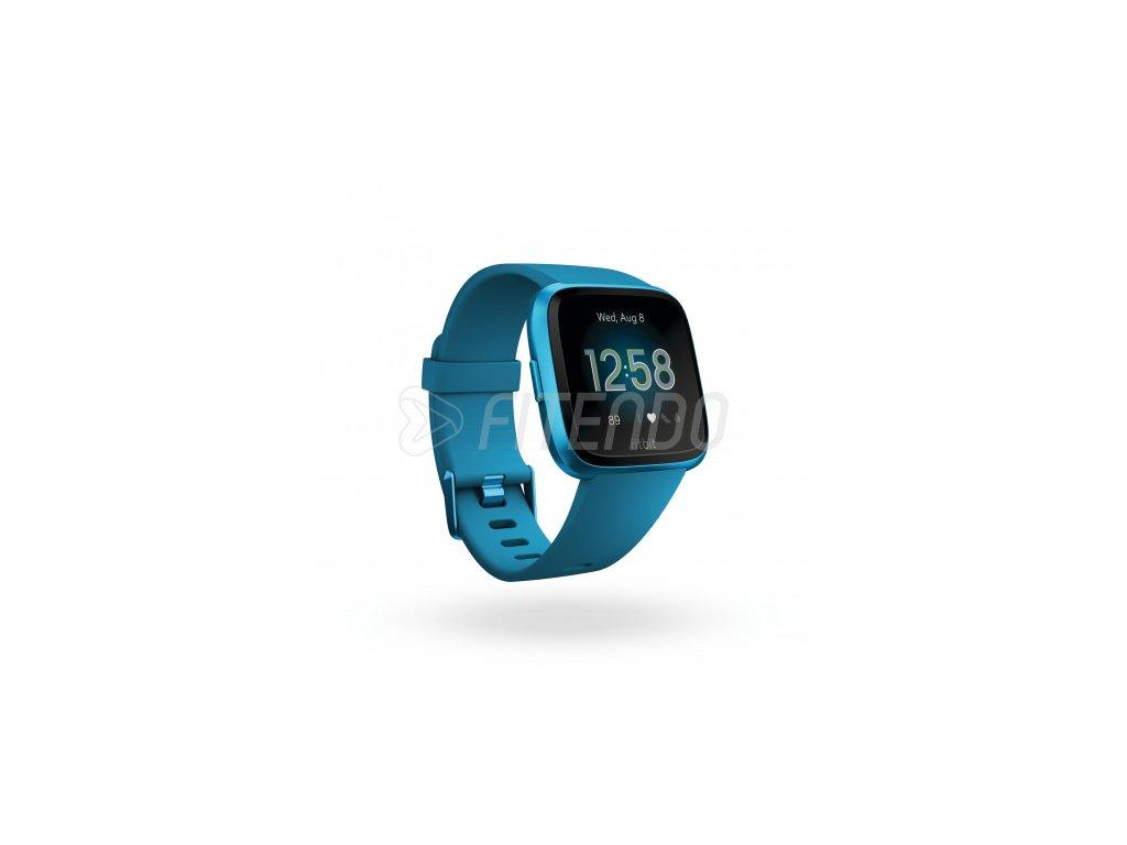 fitbit versa lite edition marina blue marina blue marina aluminum 01