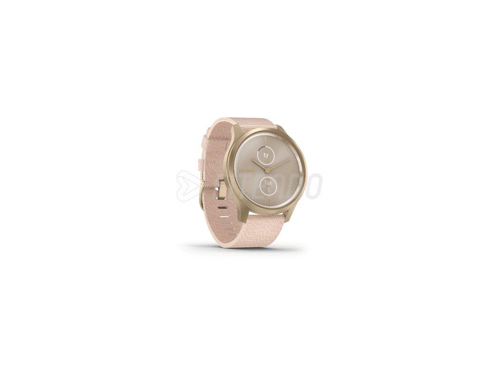 vivomove style light gold blush pink nylon 01
