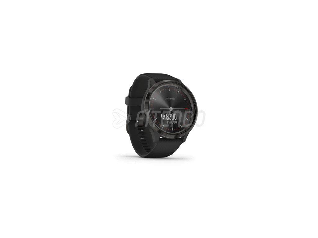 garmin vivomove 3 black slate silicone 01