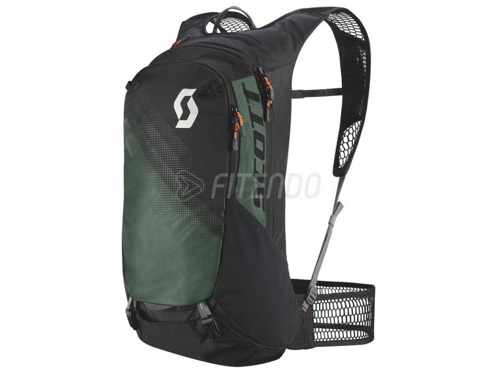batoh na bicykel s chranicom chrbtice scott trail protect evo fr 20 dark green 01