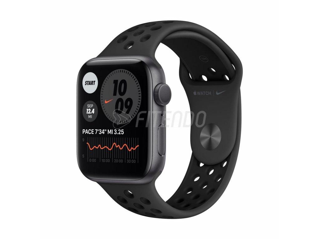 Apple Watch Nike Series 6 Space Gray0