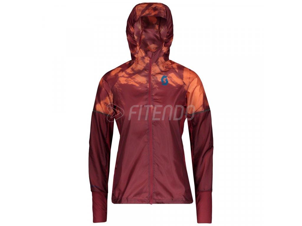 01 Scott Jacket Women Kinabalu Run merlot 270186
