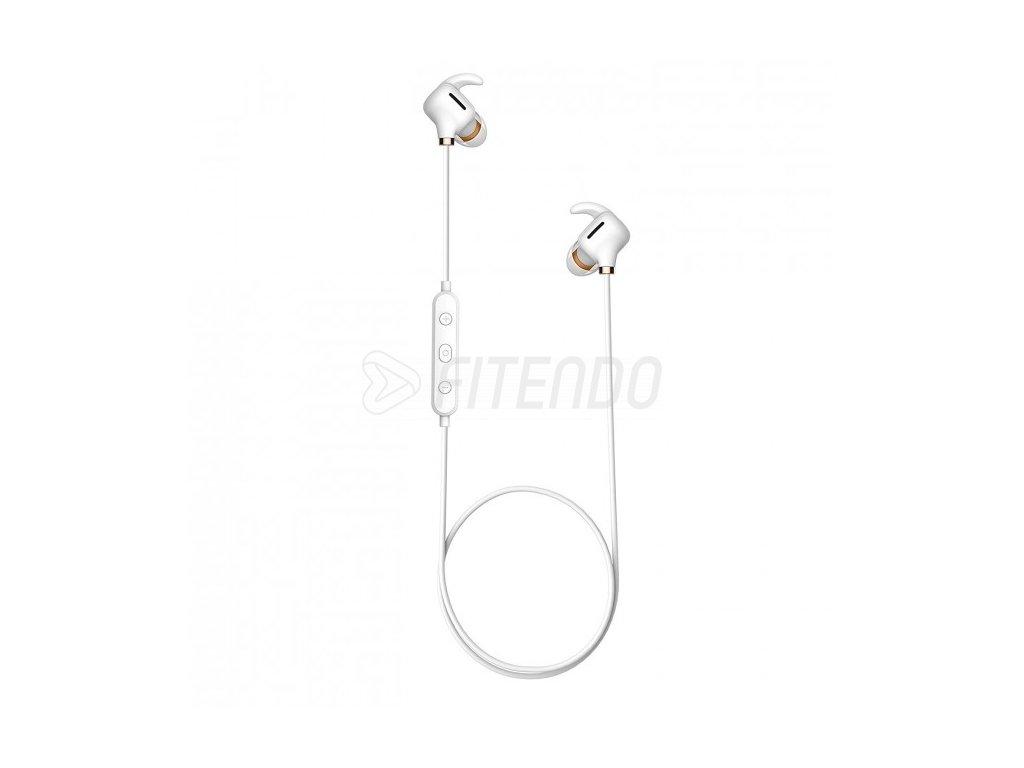 MiPow VoxTube 800 sports headset - slúchadlá biele