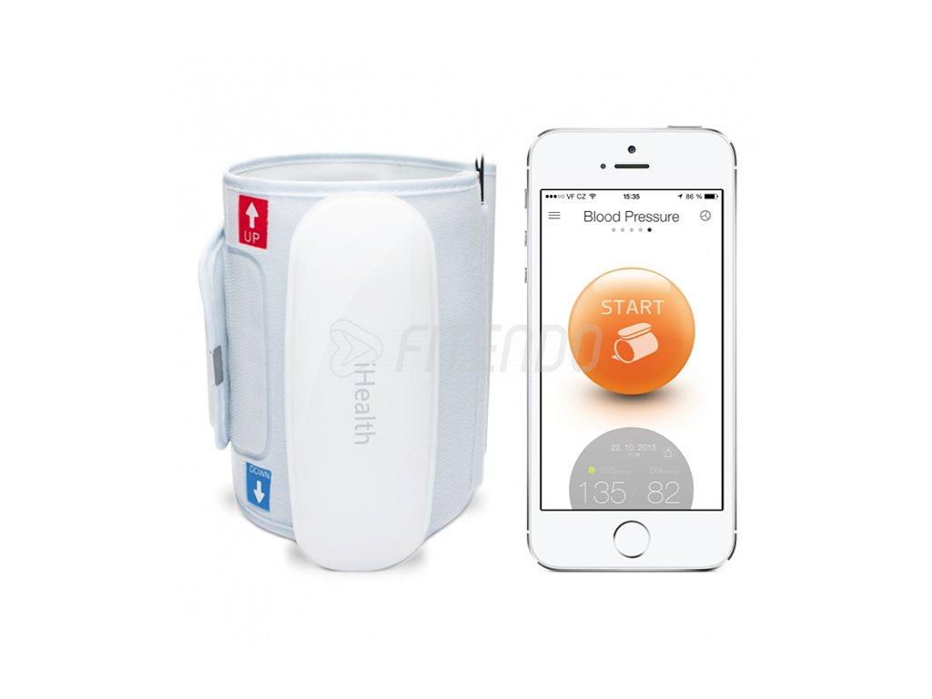 iHealth BP5 Bluetooth merač krvného tlaku