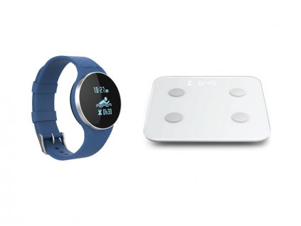 iHealth Duo Health - AM4 Wave + Core HS6 analyzátor