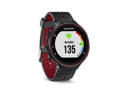 Garmin Forerunner 235, Black / Red