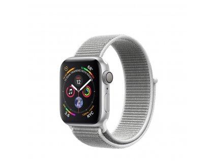 01 apple watch alu silver sport loop seashell