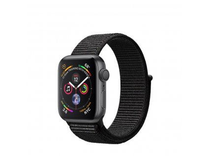 01 apple watch alu space sport loop black
