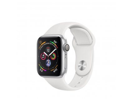 01 apple watch alu silver sport white