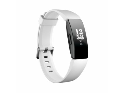 fitbit inspire hr white black 01