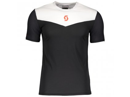 01 Scott Shirt Men Kinabalu Run black white 270168