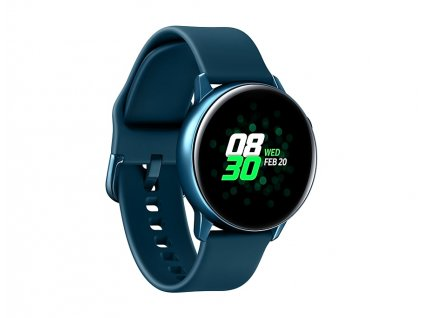 samsung galaxy watch active zelena 01