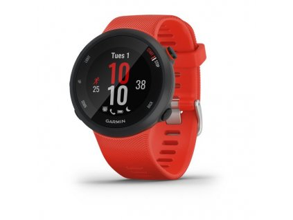 garmin forerunner 45 lava red 01