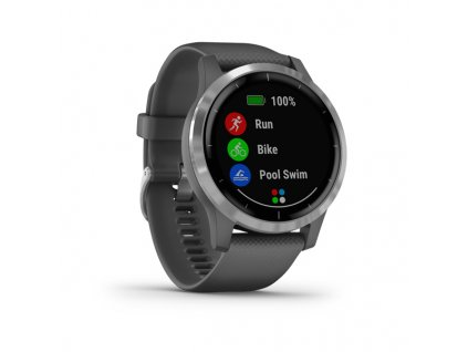 garmin vivoactive 4 shadow gray silver 01