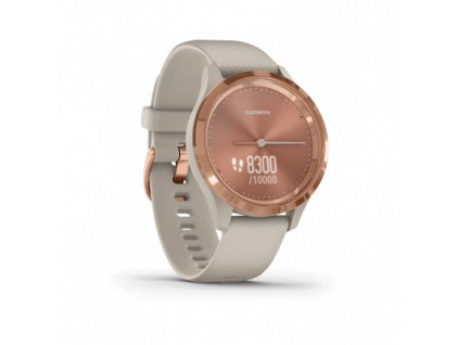 vivomove 3s light sand rose gold silicone 01