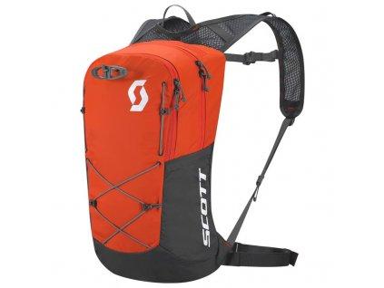 lahky batoh na bicykel scott trail lite evo fr 14 orange 01