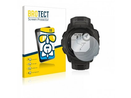 brotect air glass ochranne sklicko na displej pre garmin instinct 01