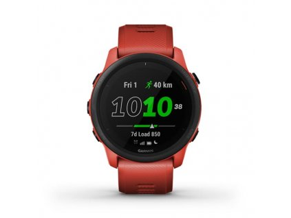garmin forerunner 745 magma red 01