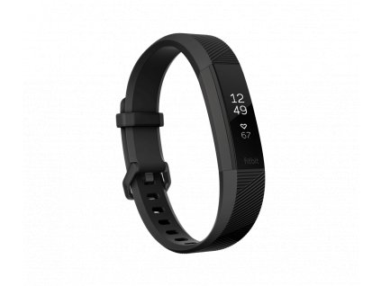 Fitbit Alta HR Black Gunmetal - Large