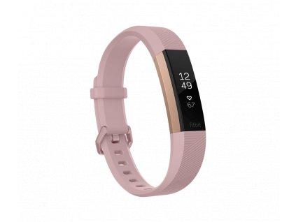 Fitbit Alta HR Pink Rose Gold - Large