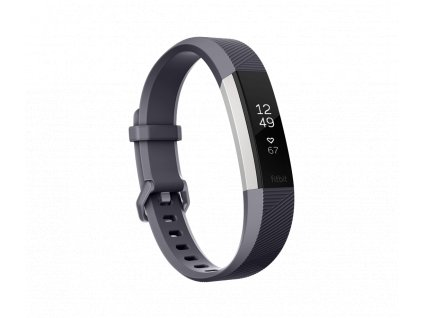 Fitbit Alta HR Blue Gray - Small
