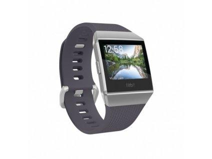 Fitbit Ionic - Blue-Gray/White  + Ochranná fólia na displej v hodnote 6€ zadarmo!