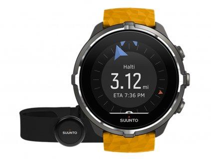 Suunto Spartan Sport Wrist HR Baro Amber + HR