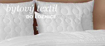 bytový textil do ložnice