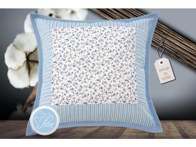 Fitex Bavlněný polštářek dekorační MARINA