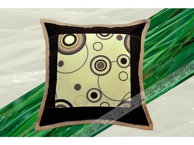 Fitex Bavlněný polštářek dekorační MALIBU