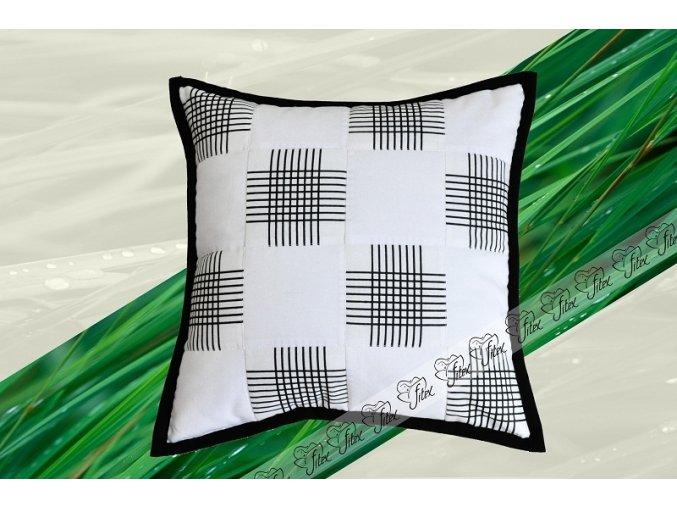 Fitex Bavlněný polštářek patchworkový TRENTO II.