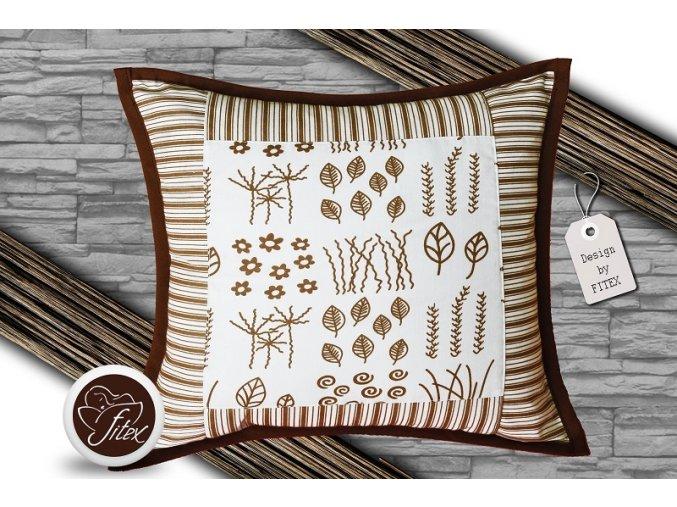 Fitex Bavlněný polštářek dekorační AVALON