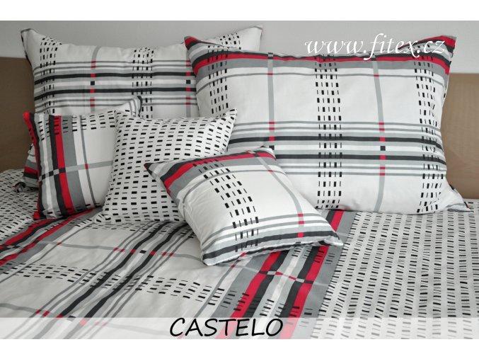 Fitex Krepové povlečení CASTELO