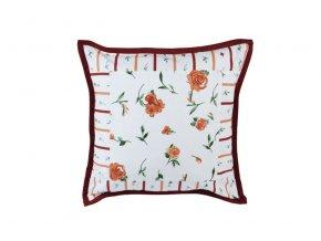 Fitex Bavlněný polštářek dekorační KAMELIE